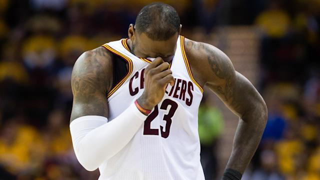 LeBron James is playing on a different level this playoffs but the Cavaliers star will not win his fifth MVP award.