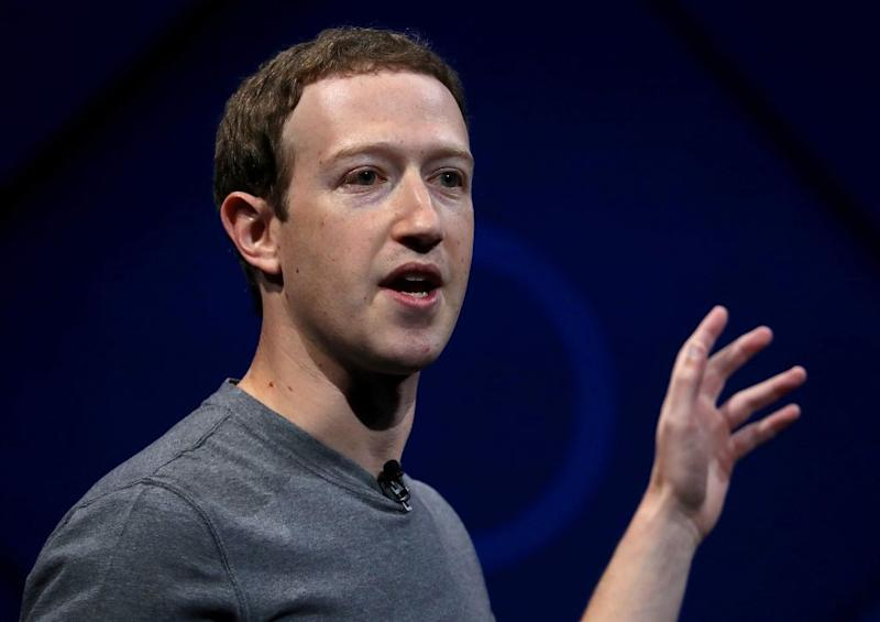 Facebook shares fall after downgrade on 'toxic brew' of slowing sales growth and regulation risk
