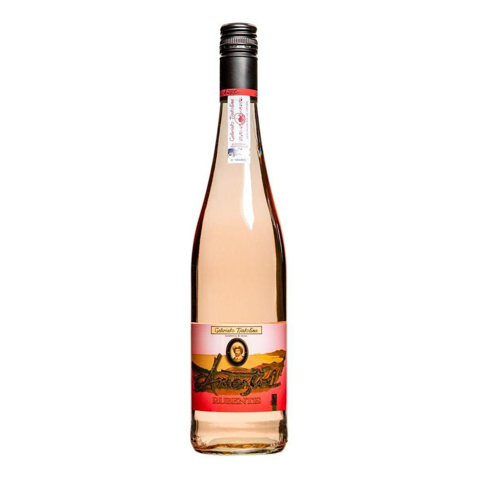 """<p>Txakolina (pronounced CHA-ko-LEEN-ah) rosé tends to be slightly effervescent, so you get some bubbles, says Suzanne Riva, wine director and owner of <a href=""""https://www.follianyc.com/"""" rel=""""nofollow noopener"""" target=""""_blank"""" data-ylk=""""slk:Follia"""" class=""""link rapid-noclick-resp"""">Follia</a>. This """"gorgeous wine"""" made in Spain's Basque region is the one she waits for every year. It's traditionally high in acidity and low in alcohol, with notes of grapefruit, lime and salt, she says. </p><p><em>Price: $25</em></p><p><a class=""""link rapid-noclick-resp"""" href=""""https://go.redirectingat.com?id=74968X1596630&url=https%3A%2F%2Fparcellewine.com%2Fproducts%2Fameztoi-txakolina-rose-2020%3Fvariant%3D39331046457514%26currency%3DUSD%26gclid%3DCjwKCAjw9r-DBhBxEiwA9qYUpcpwLxqXTFtwi6Z9-MBAOrw_KxXoUGFXfAUO95IzRU9Omn8B5-5uiBoCn0YQAvD_BwE&sref=https%3A%2F%2Fwww.oprahdaily.com%2Flife%2Ffood%2Fg36075731%2Fbest-rose-wines%2F"""" rel=""""nofollow noopener"""" target=""""_blank"""" data-ylk=""""slk:SHOP NOW"""">SHOP NOW</a></p>"""