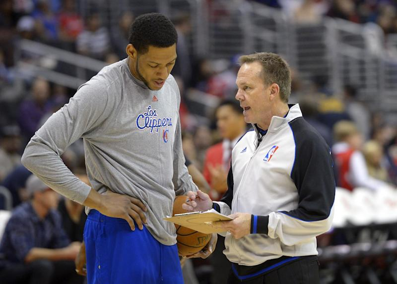 Danny Granger eyes starting spot with LA Clippers