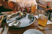 "<p><strong><a href=""https://www.yelp.com/biz/matunuck-oyster-bar-south-kingstown"" rel=""nofollow noopener"" target=""_blank"" data-ylk=""slk:Matunuck Oyster Bar"" class=""link rapid-noclick-resp"">Matunuck Oyster Bar</a>, South Kingstown </strong></p><p>""If you've heard how amazing the restaurant is — it's all true! Spectacular view, relaxing environment and delicious food."" — <a href=""https://www.yelp.com/user_details?userid=OuLknmlIEkMuBJvgG_uXCg"" rel=""nofollow noopener"" target=""_blank"" data-ylk=""slk:Yelp user Rhode Island Original"" class=""link rapid-noclick-resp"">Yelp user Rhode Island Original</a></p><p>Photo: Yelp/<a href=""https://www.yelp.com/user_details?userid=iTYMt65AoQUWlly38D0Hzw"" rel=""nofollow noopener"" target=""_blank"" data-ylk=""slk:Allison F."" class=""link rapid-noclick-resp"">Allison F.</a></p>"