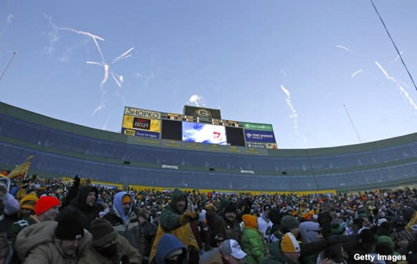 Green Bay's Lambeau Field