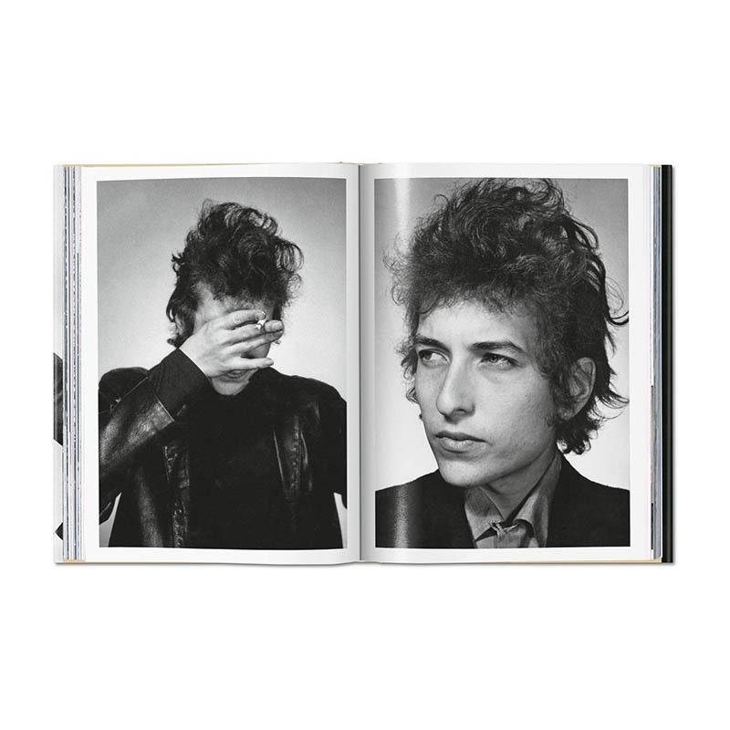 "Timothée Chalamet's Bob Dylan biopic is paused indefinitely, but the two of you can flip through pages of the folk icon's legendary career with this coffee table book focused on his ""big bang"" year of 1964 to 1965. Throw in a <a href=""https://amzn.to/3kFns3V"" rel=""nofollow noopener"" target=""_blank"" data-ylk=""slk:vinyl record"" class=""link rapid-noclick-resp"">vinyl record</a> for bonus points. $66, Amazon. <a href=""https://www.amazon.com/Daniel-Kramer-Bob-Dylan-Year/dp/3836573962"" rel=""nofollow noopener"" target=""_blank"" data-ylk=""slk:Get it now!"" class=""link rapid-noclick-resp"">Get it now!</a>"