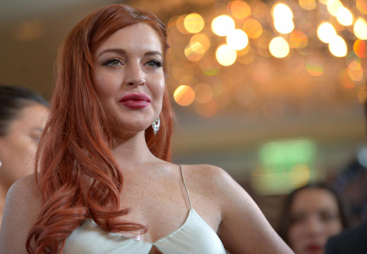 A Top 10 denizen from 2005-2008, Lindsay Lohan has seen a turnaround of sorts this year, although not without some setbacks. (Charley Gallay/Getty Images for A&E Networks)