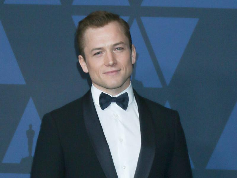 Taron Egerton 'wasn't very happy' with disastrous Robin Hood movie