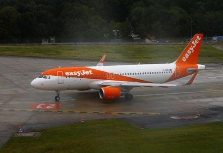 EasyJet profits sink despite record passenger numbers