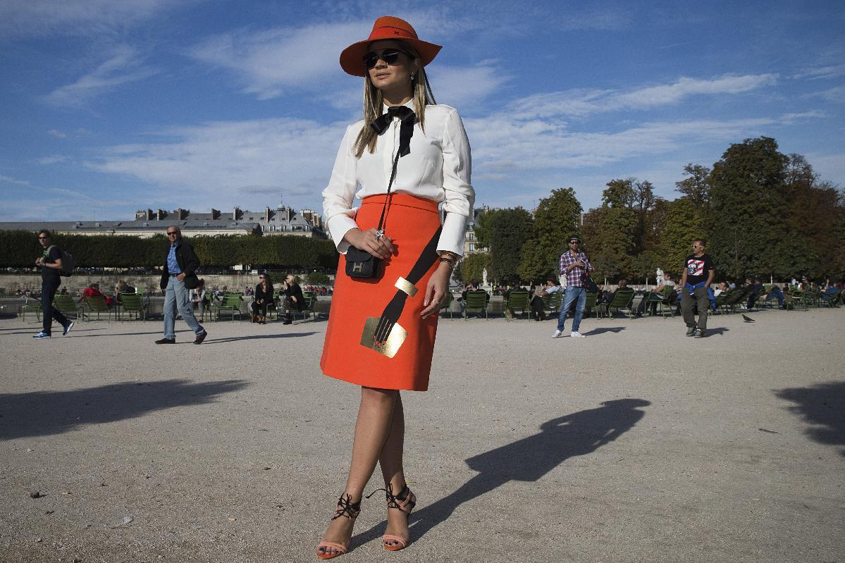 Paris Fashion Week Street Style Highlights