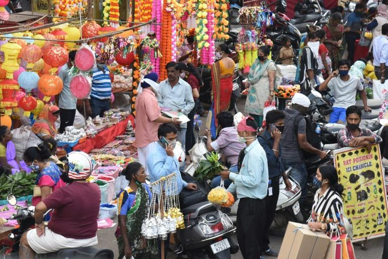 Health experts have warned that crowded markets during Diwali this year could become super-spreaders