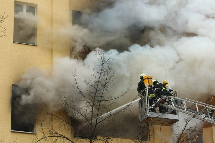 Incendio - Getty Images