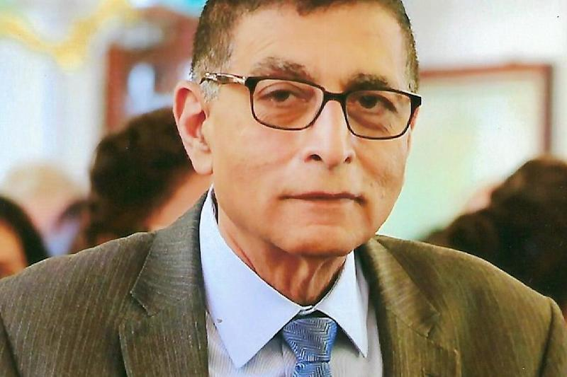 Ramesh Gunamal, 70, had been working on the front desk at Forest Gate police station in Newham for 12 years before he fell ill in March