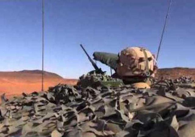 <p>The French military began Operation Barkhane in August 2014 to target Islamic extremist militants in their former colonies of Mali, Chad and Niger, part of Africa's Sahel, which lies just south of the Sahara desert. This French military video posted on December 18 says it shows an armored raid in the Sahara, along with checkpoint operations used to prevent militant traffic via remote desert routes.</p><p>Several types of French military vehicles are shown in the video, though the focus is on the ERC 90 Sagaie, one of two six-wheeled types developed in France. Sagaie is the French word for the African spear called assegai. Credit: YouTube/ForcesFrancaises</p>