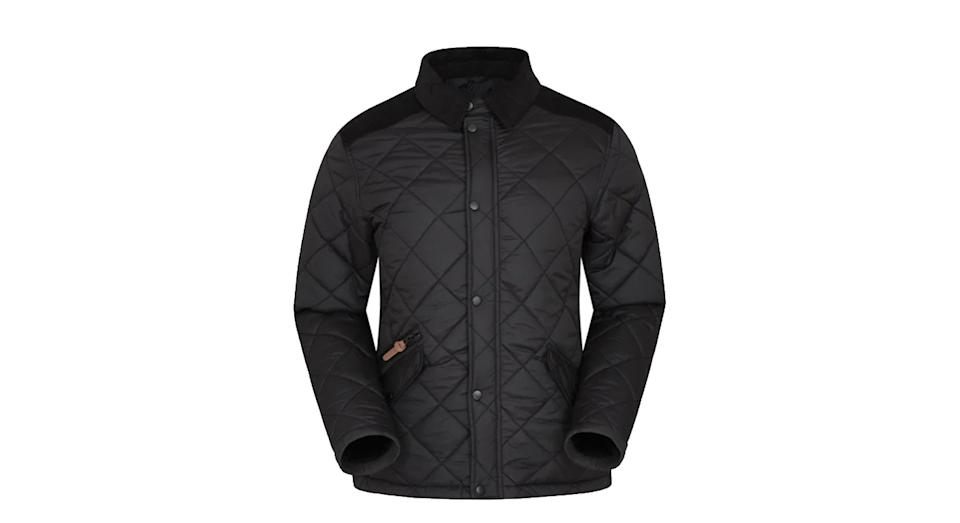 Worcester Mens Quilted Padded Jacket