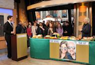 <p>Food Network royalty Rachael Ray and Guy Fieri competed neck and neck as team captains in this cook-off competition show. Sadly, it's no longer on the air.</p>