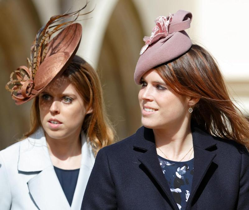 The sisters are planning on pulling a Pippa. Photo: Getty