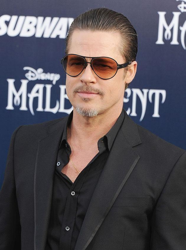 Brad, seen at a 2014 premiere, is battling claims he's