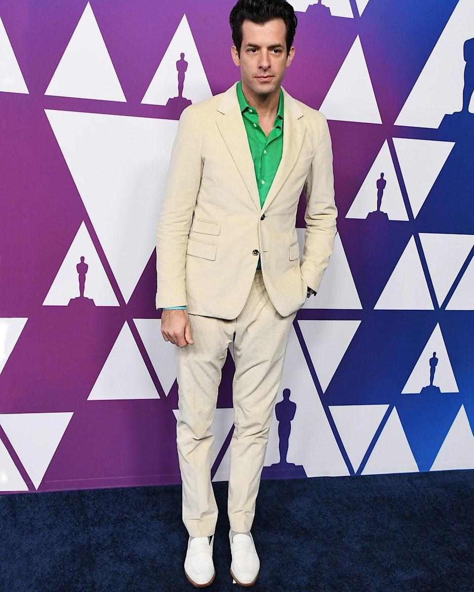 """<h1 class=""""title"""">February 4: Mark Ronson</h1> <div class=""""caption""""> Ronson almost made us forget it was winter for a second. </div> <cite class=""""credit"""">Steve Granitz</cite>"""
