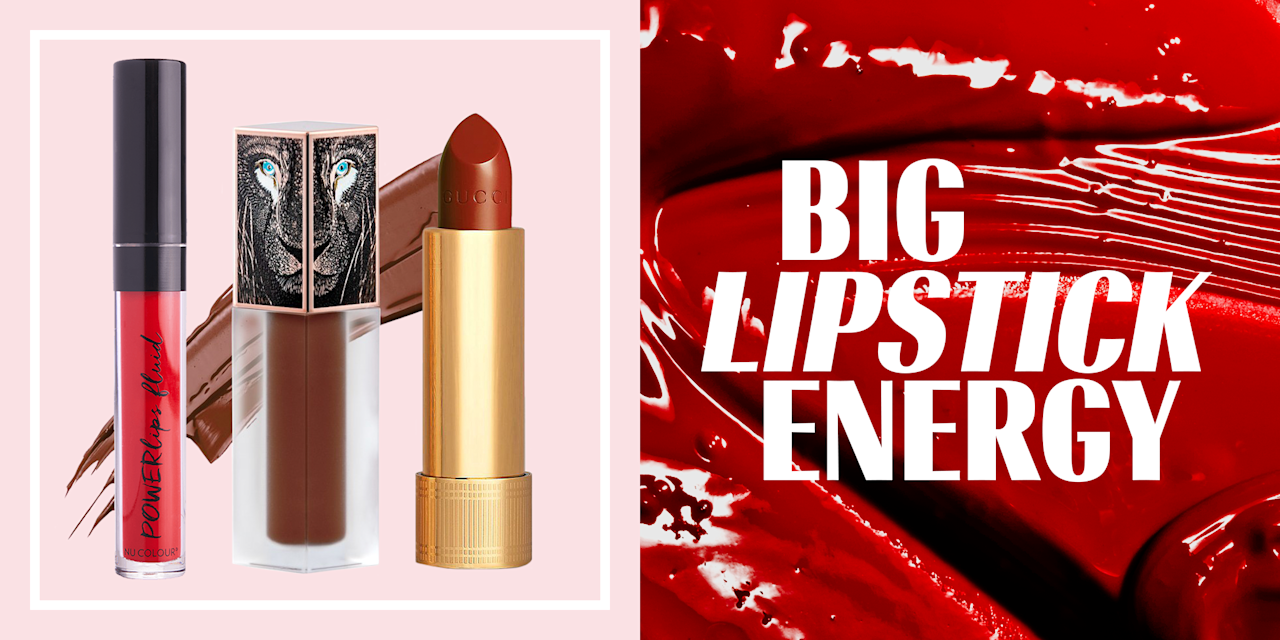 <p><em>I'm a serial lipstick dater. So many lip products slide onto my desk. Some I double-tap and have all the heart eyes for. Others I ghost and leave on seen. <em>This is #BigLipstickEnergy, an honest breakdown of how I feel about the latest lip launches. </em><em>Read on for the three lipstick flings I'm keeping in rotation for now. </em><em>Next week, I'll have a new roster. </em></em></p>