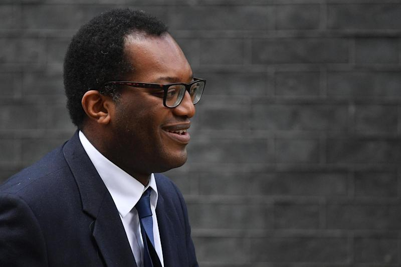 Kwasi Kwarteng broke ranks with Number 10 to condemn Andrew Sabisky's remarks: AFP via Getty Images