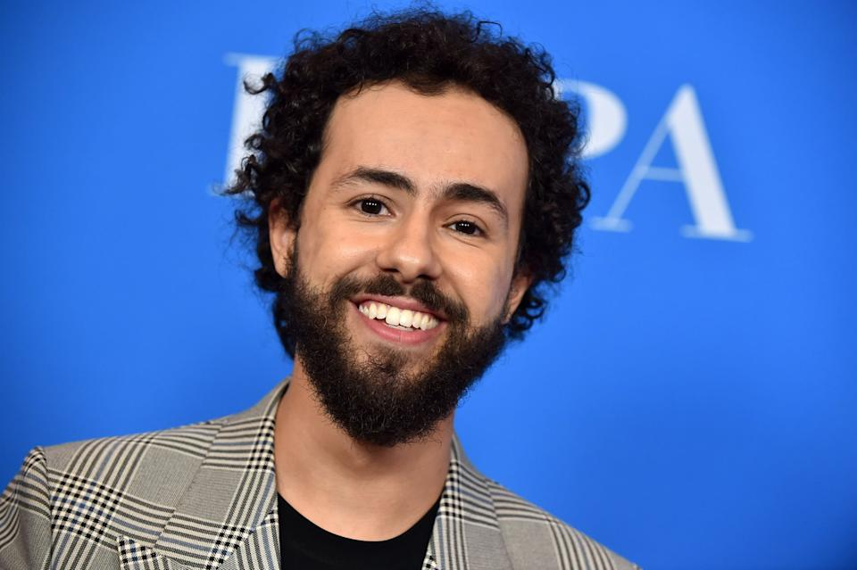 US comedian Ramy YOussef attends the Hollywood Foreign Press Association Annual Grants Banquet at The Beverly Wilshire, in Beverly Hills on July 31, 2019. (Photo by Lisa O'CONNOR / AFP) (Photo credit should read LISA O'CONNOR/AFP via Getty Images)