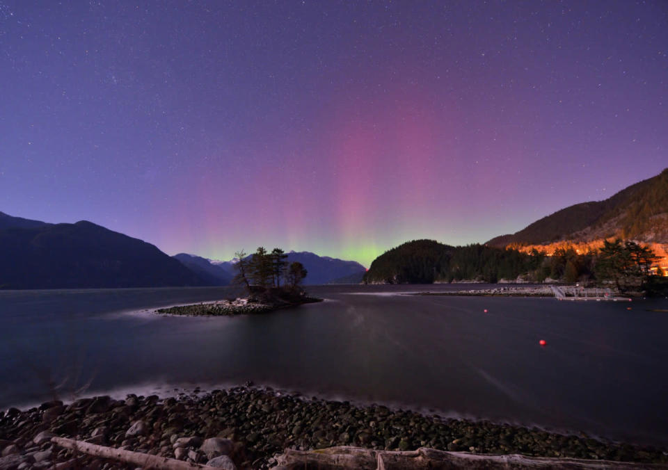 Howe Sound region becomes Canada's 19th UNESCO Biosphere Reserve