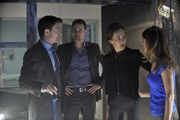 Exclusive: Nikita Boss Reveals a 'Shocking' (and Deadly) Twist – Plus: Sexy Shower Scene Scoop