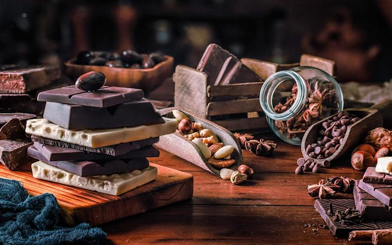 This Cruise Is Dedicated to Chocolate Lovers