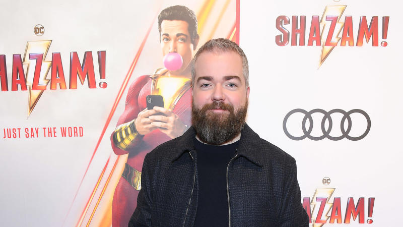 Director David F. Sandberg attends the unveiling of the Shazam! World Exclusive Fan Experience on March 14, 2019. (Photo by GP Images/Getty Images for Warner Brothers Canada)