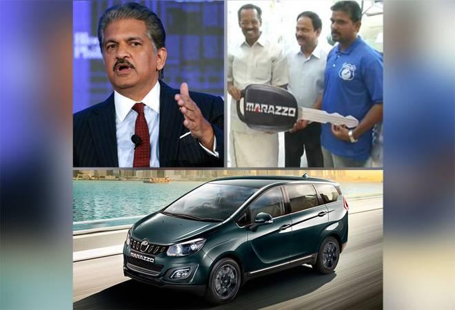 Mahindra recently launched the all-new Marazzo in India and while many  will be lining up to purchase the car, a fisherman named Jaisal in  Kerala is already one of the first owners of the MPV.