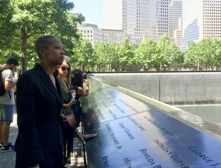 Jaquelin Febrillet, 44, who was working near the World Trade Center on September 11, 2001, developed metastatic cancer from toxins released after the attack