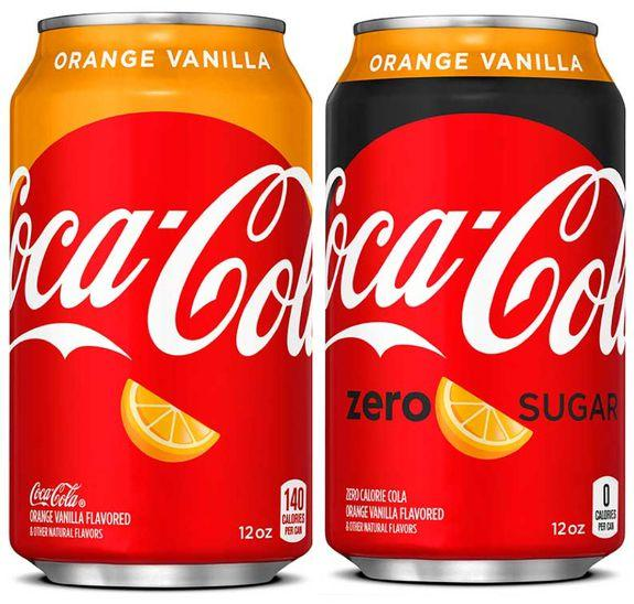 2686b6316a9 Coca-Cola is releasing a new flavor, and people are nervous