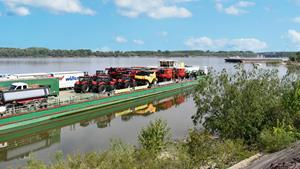 Top Story Harvesting a New Transport Channel
