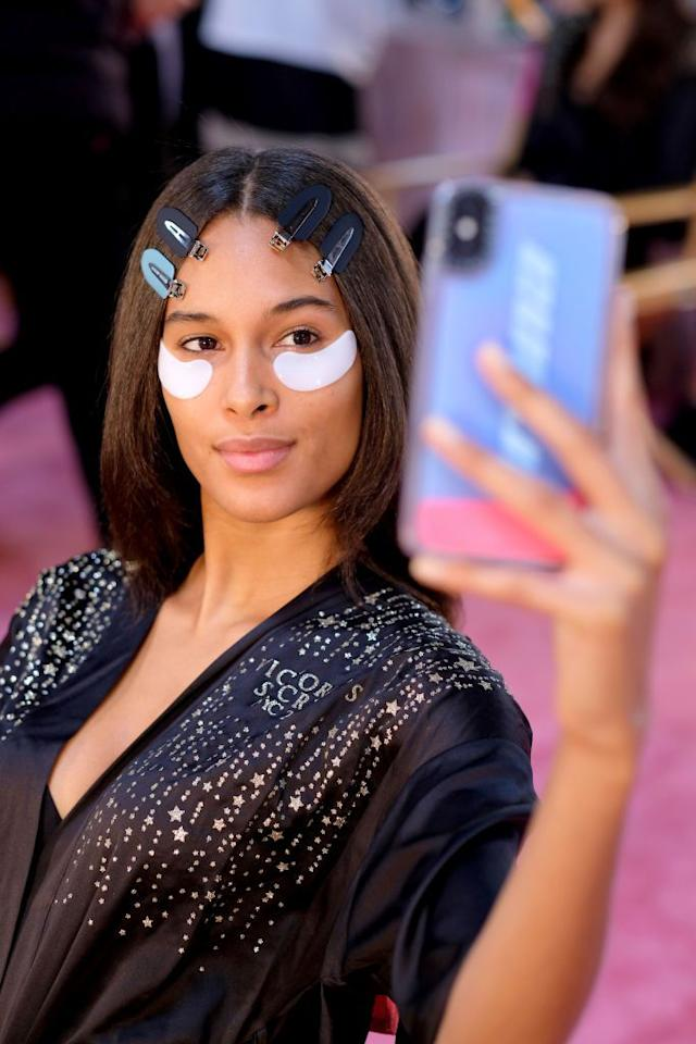 <p>The 2018 Victoria's Secret Fashion Show is here, and we went backstage while the models got ready to see how all the beauty magic happens before they hit the runway. One pre-show essential many of the Angels swear by? A damn good facial. If you ever wondered where they get their otherworldly glow from (other than, you know, genetics), keep reading. </p>