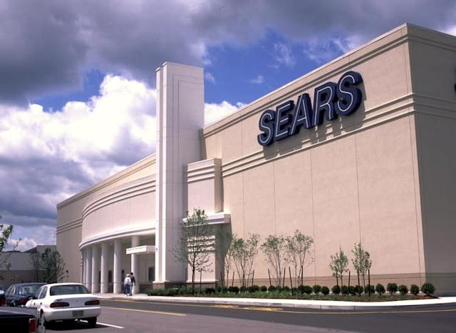 Sears Is Closing a Bunch of Stores (Again)