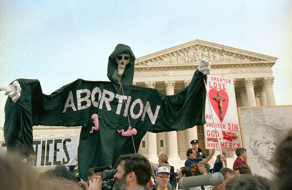 <p>One of the most divisive and contentious court cases in American History, Roe v. Wade, fashioned a lasting political apartheid resonant to this day.</p>