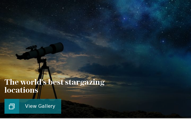 best stargazing locations