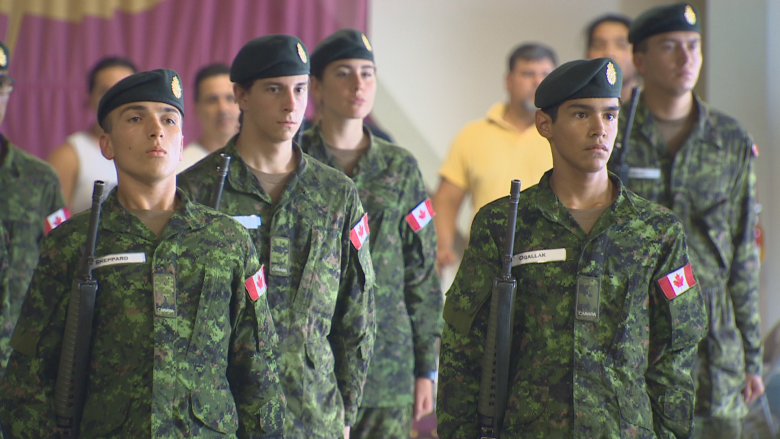 Dreaming big: 33 graduate from Indigenous summer training program at Base Gagetown