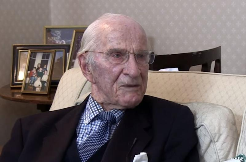 William Frankland almost died in a notorious Japanese prisoner-of-war camp: BioMed Central/Youtube