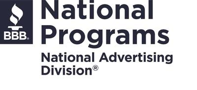 National Advertising Division of BBB National Programs (PRNewsfoto/National Advertising Division,B)