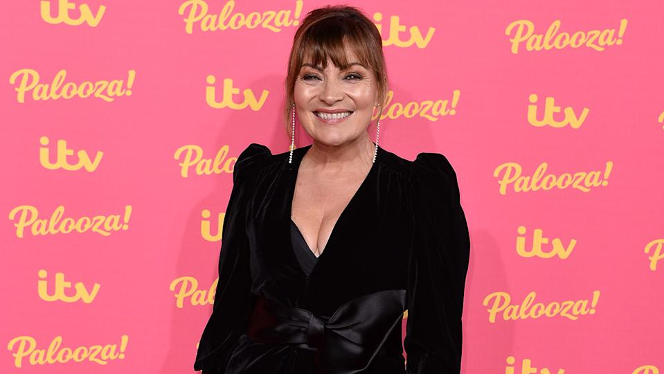 Lorraine Kelly said she was told she would never make it due to her Glaswegian accent (Image: Getty Images)