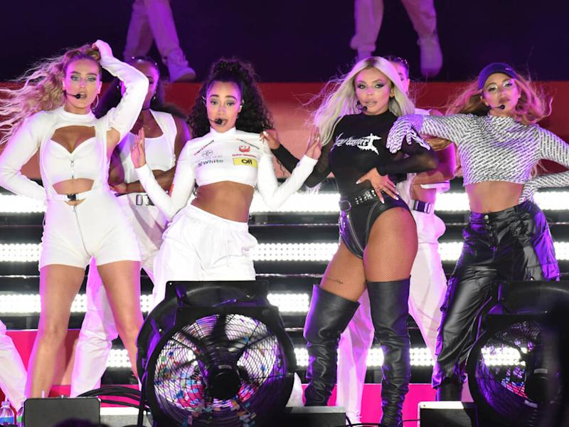 Little Mix talent show to film with strict coronavirus guidelines