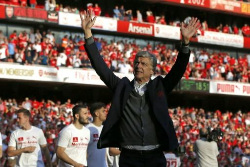 Arsenal are looking for a new manager after Arsene Wenger brought his 22-year reign to an end