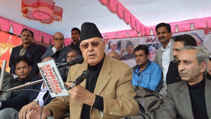 Farooq Abdullah Says Stone-Pelters Fight For Kashmir, Not Tourism
