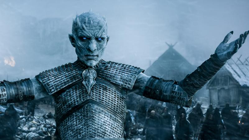 The White Walkers are to play a part in the HBO 'Game of Thrones' spin-off which Jane Goldman is showrunning. (Credit: HBO)