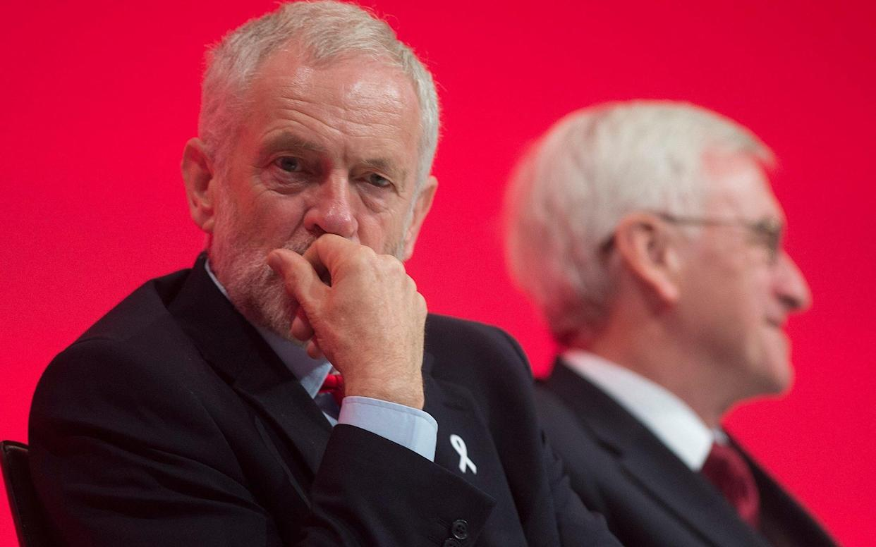 Jeremy Corbyn has said he would still do business with Vladimir Putin - Eddie Mulholland