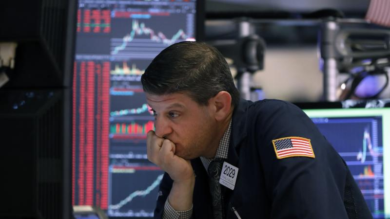 US stocks plunge after coronavirus declared a pandemic