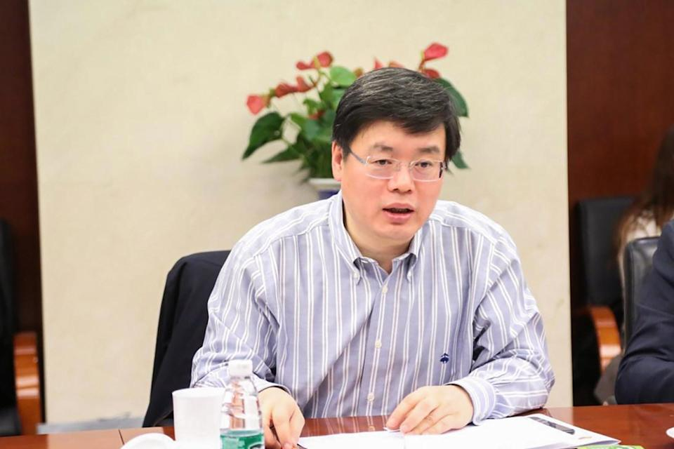 Qin Weizhong is likely to be confirmed in his post next month. Photo: Handout