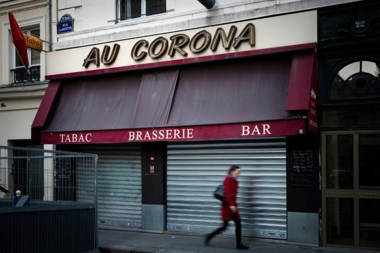 Restaurants are among the businesses worst hit by France's second lockdown as they are allowed to only provide takeout service