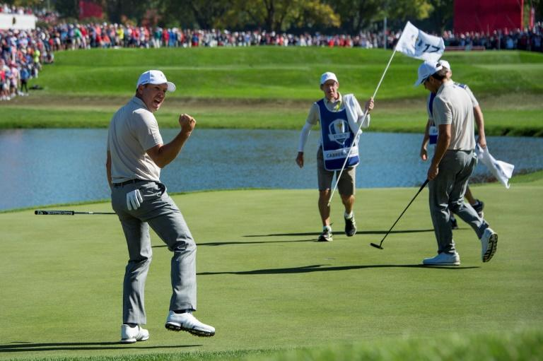 Sergio Garcia will be making his ninth Ryder Cup apperance