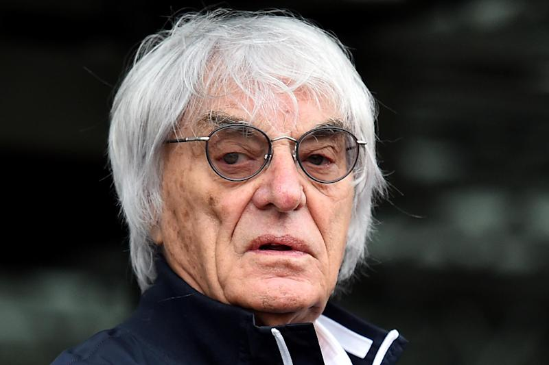 Motorsport - Ecclestone returns to F1 board