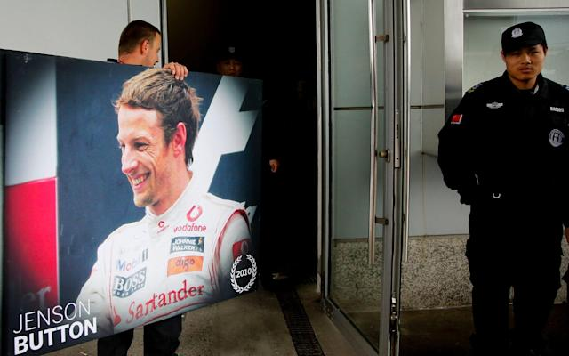 Jenson Button may come out of retirement – for one race - EPA